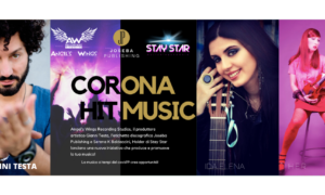 Gianni Testa, Corona Hit Music, Ida Elena De Razza, Her