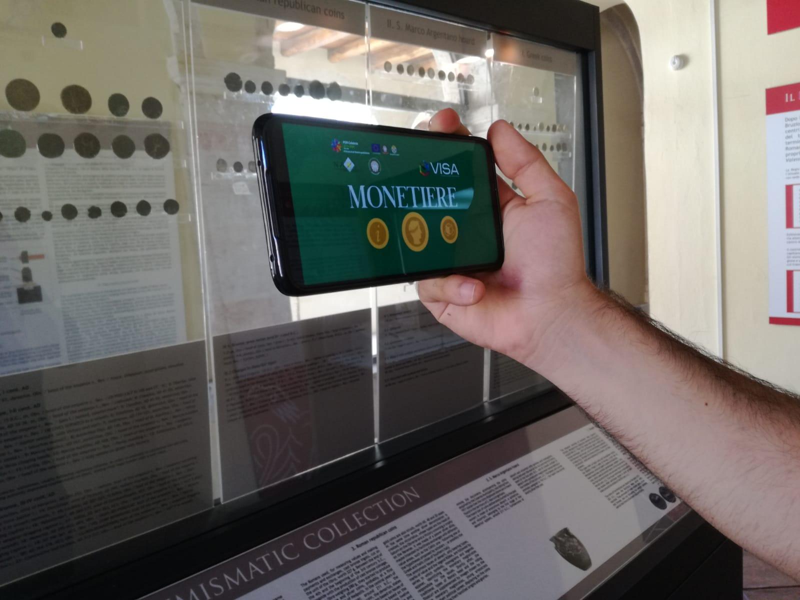 il nuovo applicativo del Museo dei Brettii – 3