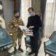 il colonnello Tinelli con il Sindaco Occhiuto - 5