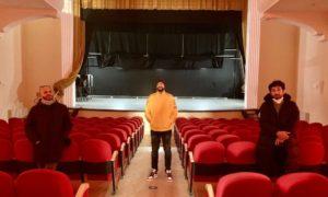 Achille Iera, Armando Canzonieri e Gianluca Vetromilo_Mammut Teatro