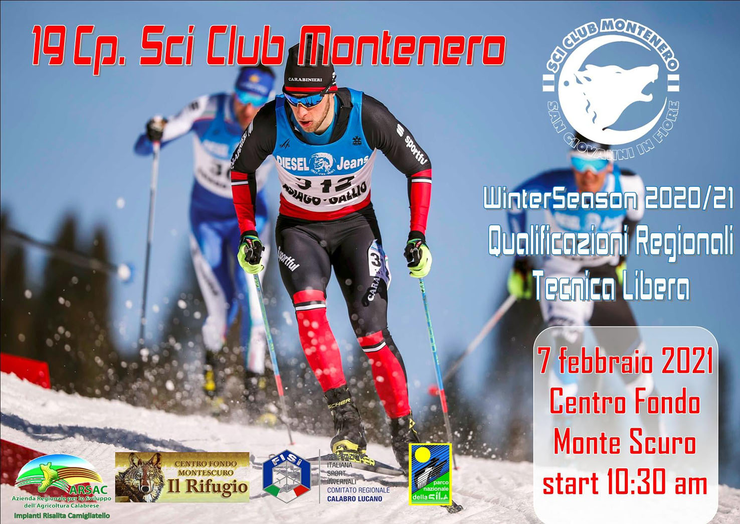 Coppa SC Montenero 2021