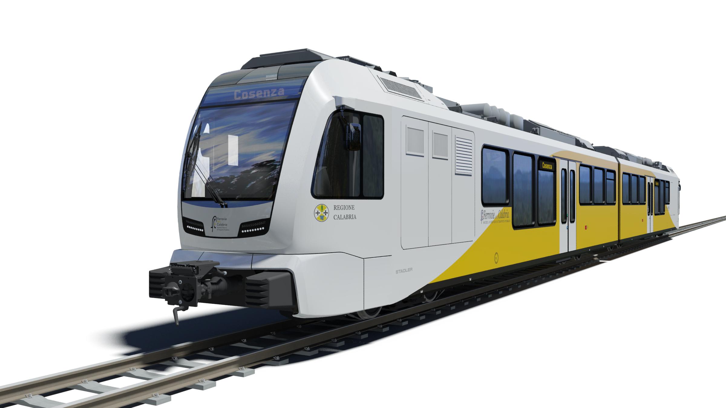 treni – Ferrovie della Calabria