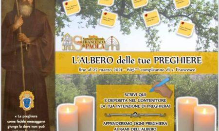 Albero delle preghiere-San Francesco