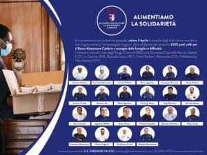 iniziativa solidale Vibonese