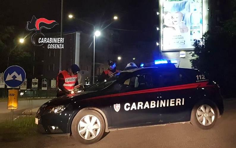 carabinieri – Cosenza