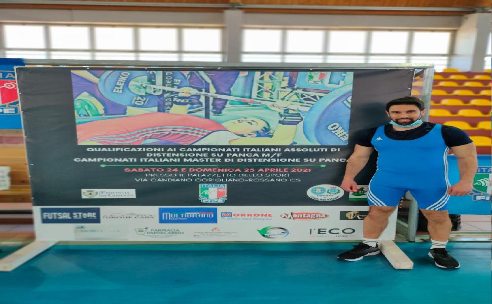 Francesco De Bartolo campione