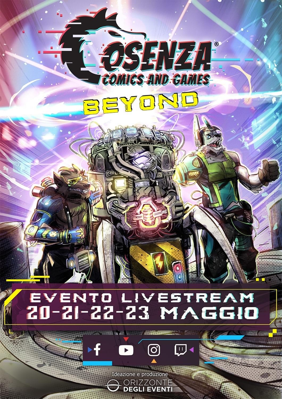 Cosenza Comics 2021
