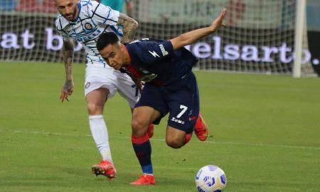 Crotone - Inter