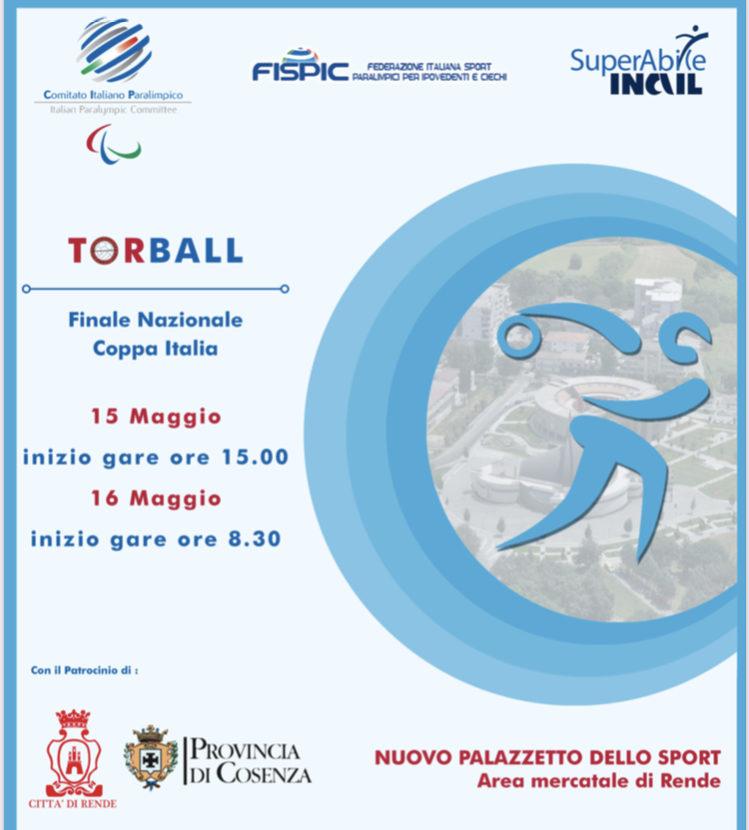 Finale Coppa Italia Torball