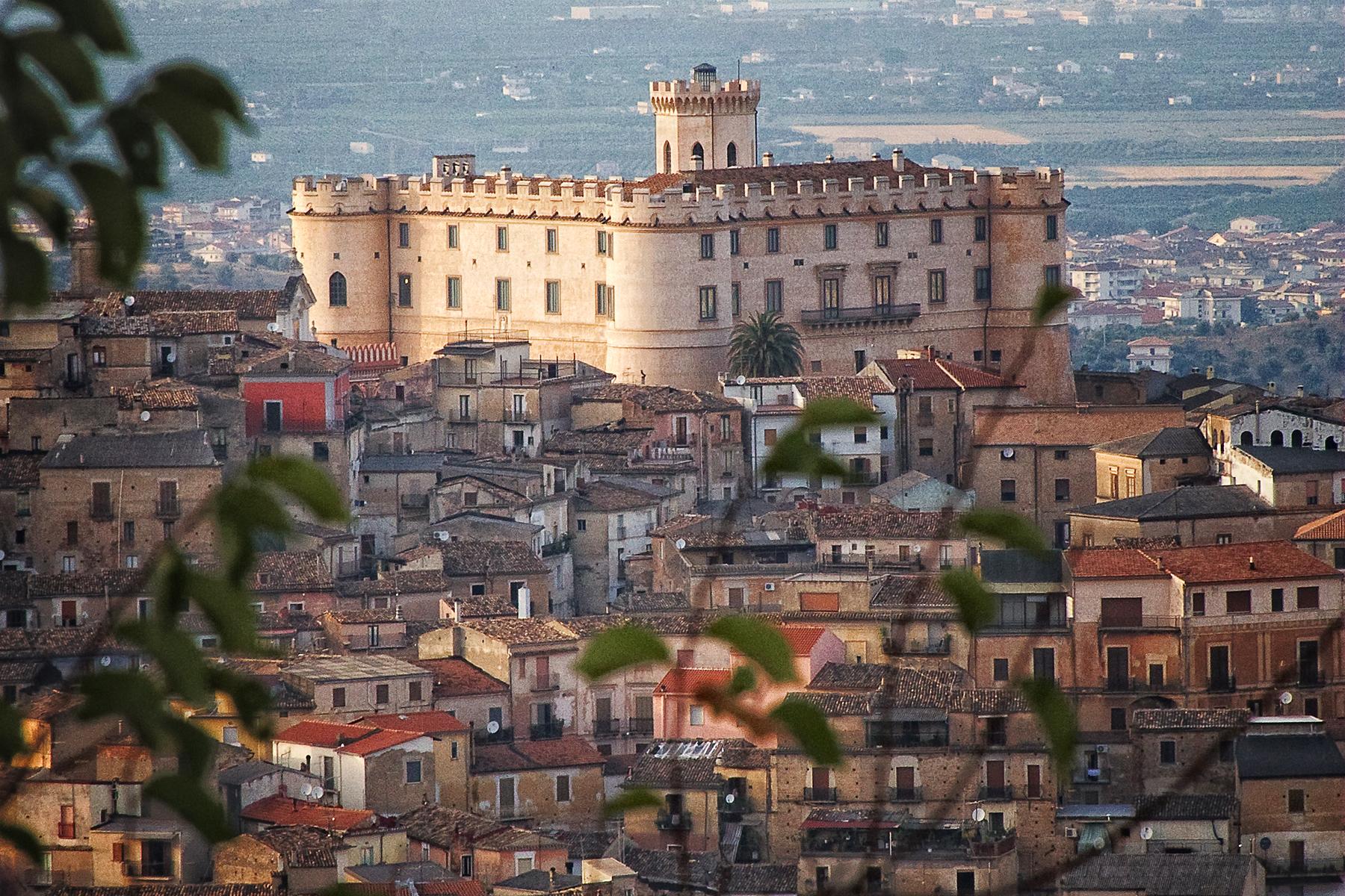 Il_castello_ducale_corigliano