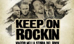 Mostra keep on rockin