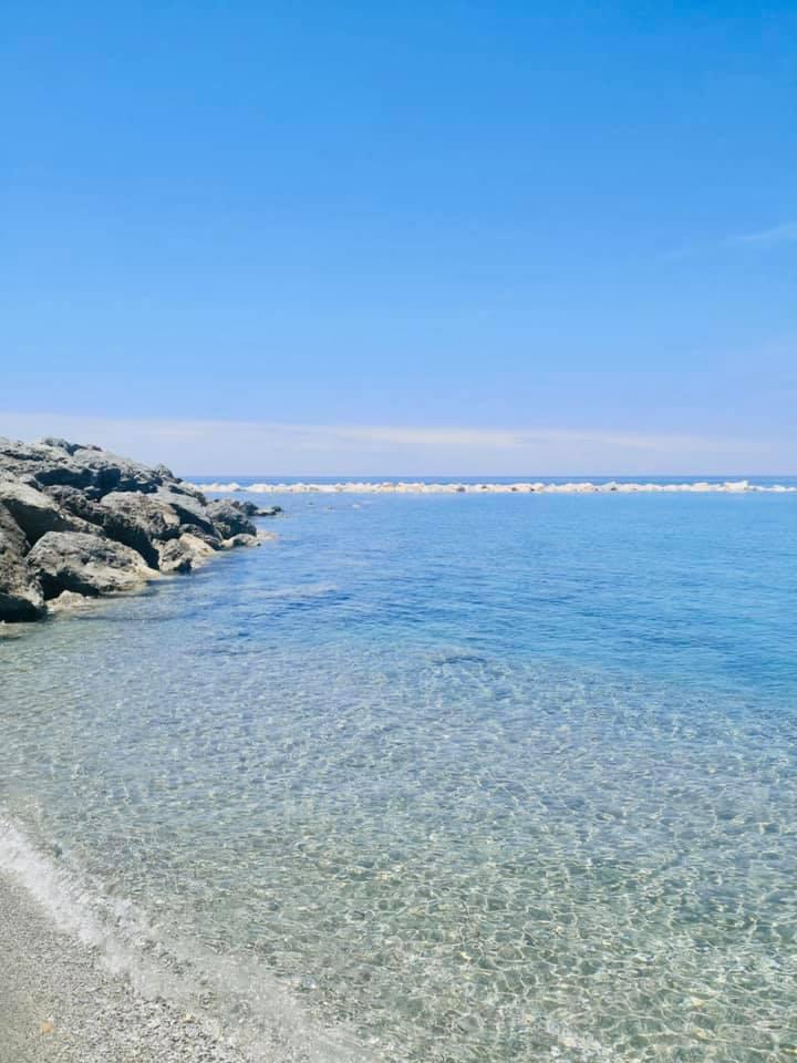 mare costa tirrenica cosentina