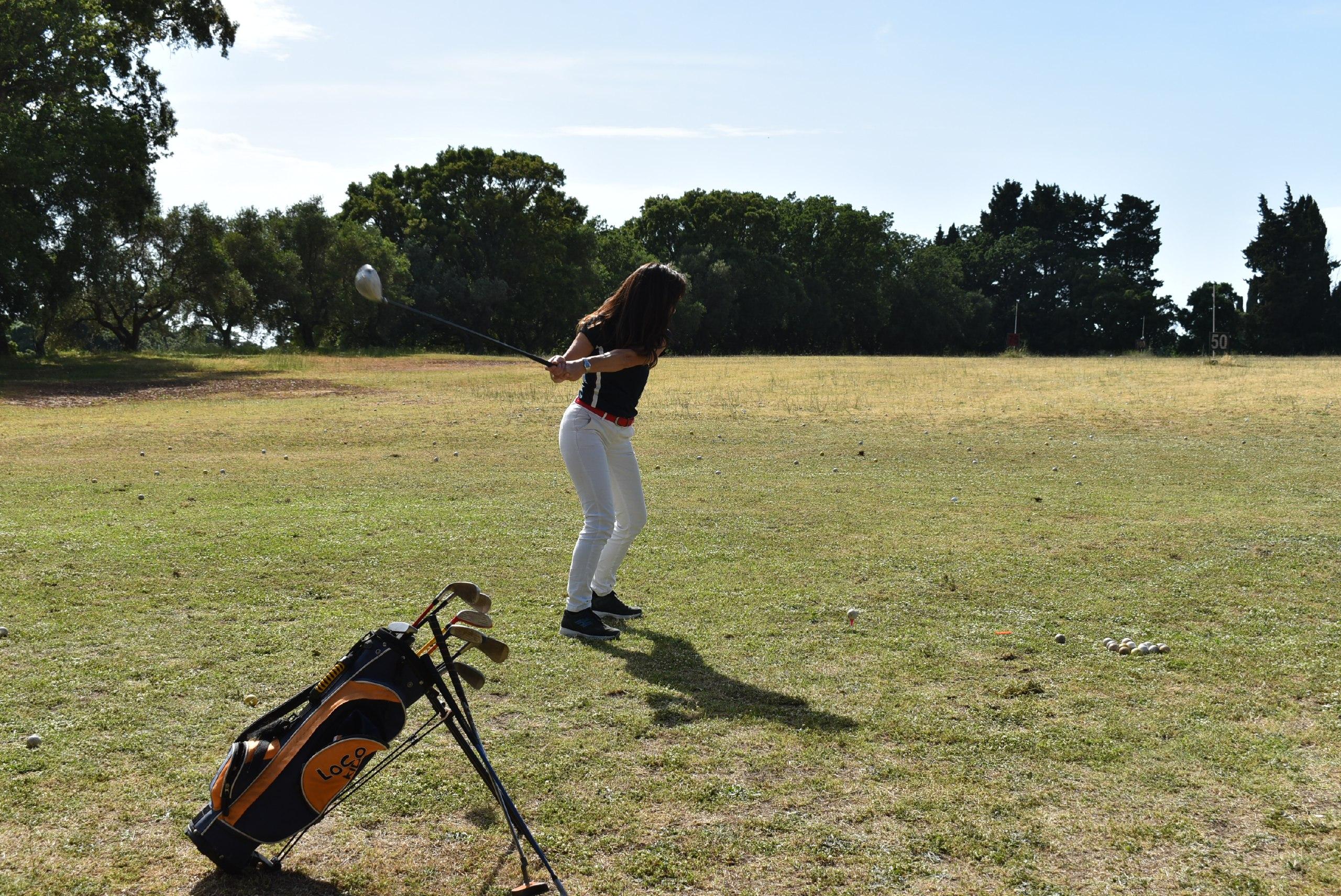 Golf è Donna