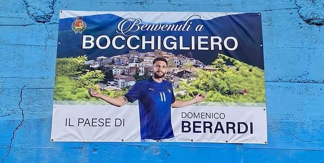 Domenico Berardi Bocchigliero
