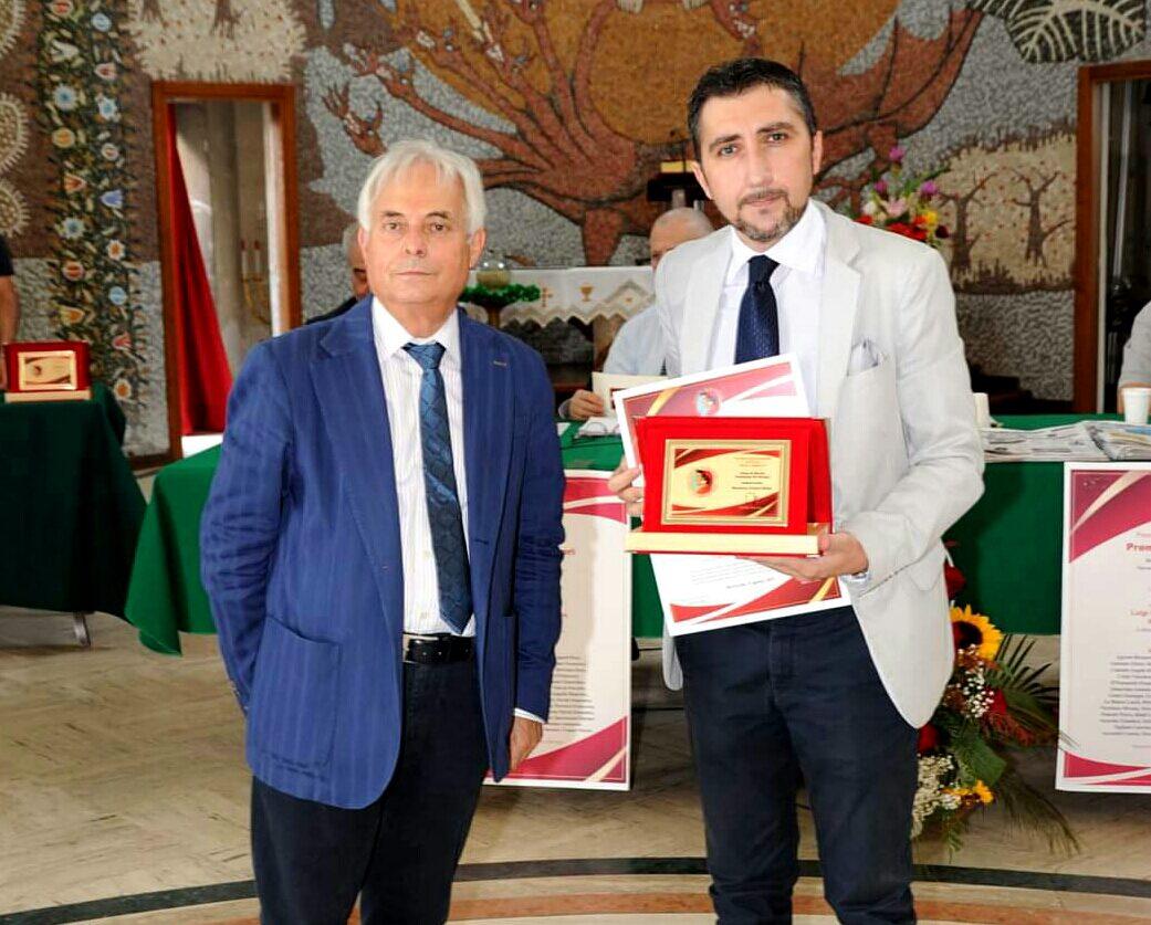 Foto Dimartino premiato