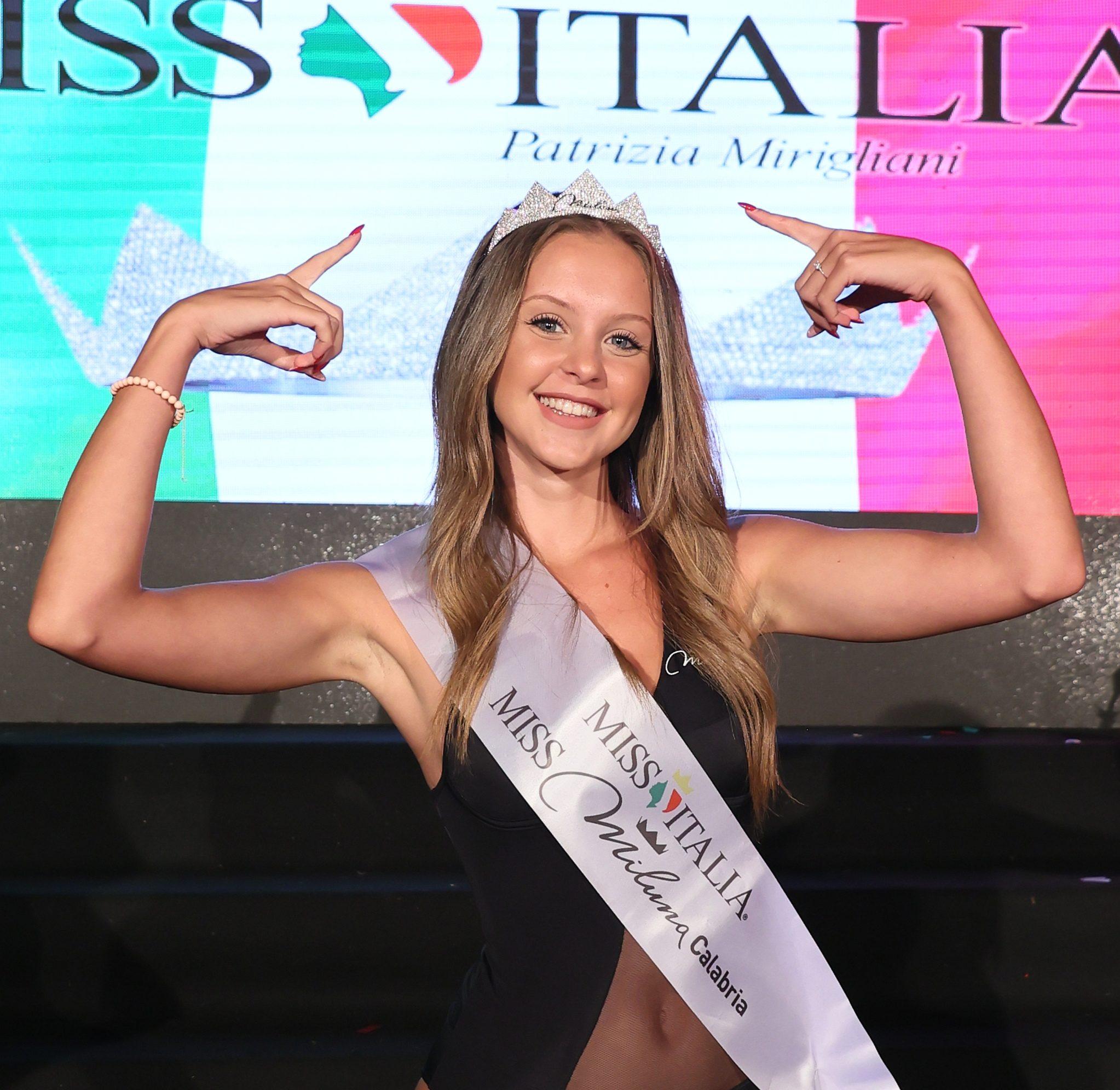 Miss Miluna Calabria