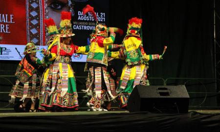 bolivia - Estate Internazionale del Folklore e del Parco del Pollino