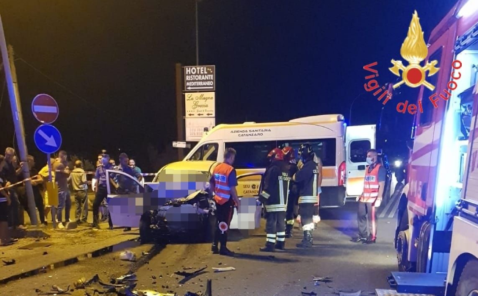 Incidente-Sellia-Marina-2-vittime