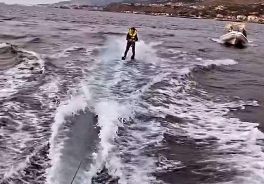 Sci nautico – Fuori Scia
