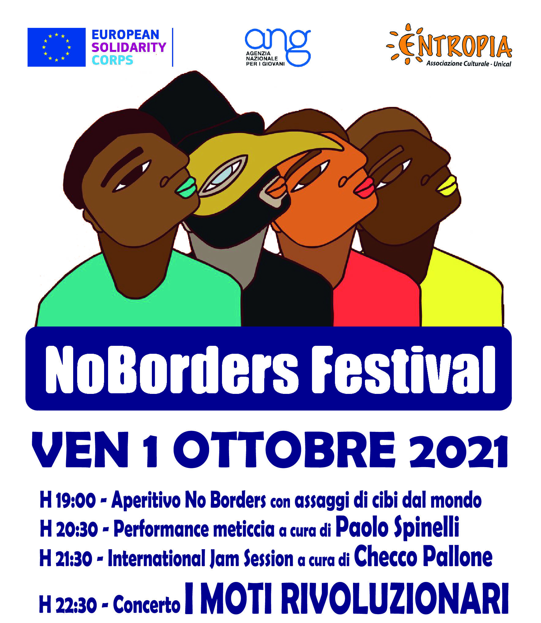 no borders I MOTI RIVOLUZIONARI (1)
